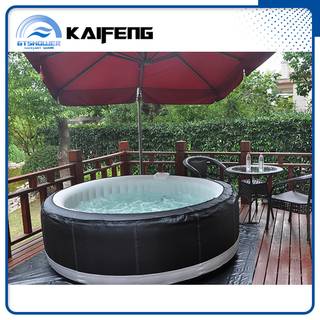 6 Person Outdoor Portable Inflatable Spa