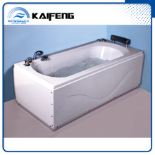 Indoor One Person Small Jetted Tub