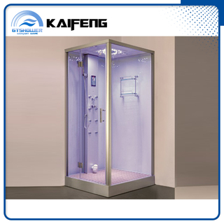 Glass Compact Steam Shower Enclosure