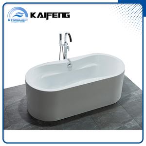 new design oval bath tub with high quality