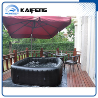 Plastic Portable Outdoor Soaking Tub