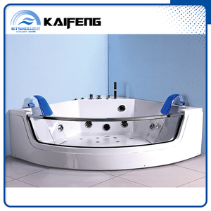 2 Person Whirlpool Massage Bathtub