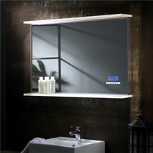 Frameless bathroom mirror SM005